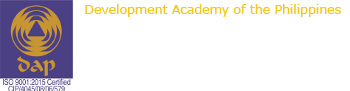Philippine Quality Award – Application Development Course | Development Academy of the Philippines