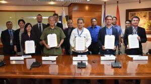 ACDP Consortium MOU Signing (October 8, 2018)