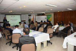 CERTIFICATE COURSE ON LOCAL LEGISLATIVE GOVERNANCE FOR PUBLIC OFFICIALS OF THE PROVINCE OF ISABELA  (AUGUST 06, 2019)