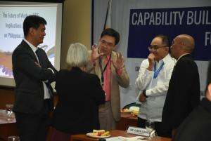 OPENING CEREMONY OF CAPABILITY BUILDING ON INNOVATIVE LEADERSHIP FOR LEGISLATIVE STAFF  (AUGUST 29, 2019)